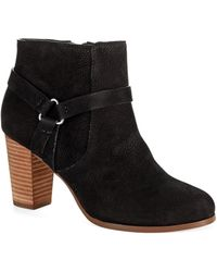 Cole Haan Calixta Ankle Boots - Lyst