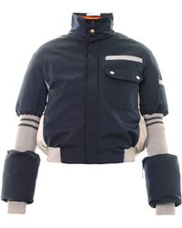 Thomas Tait - Bi-colour Quilted Ski Jacket - Lyst