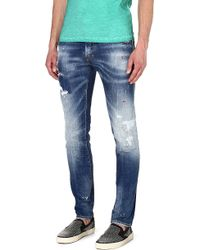 DSquared2 Cool Guy Slim-fit Tapered Jeans - Lyst