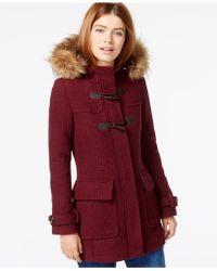Shop Women's Madden Girl Coats from $70 | Lyst