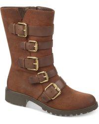 Naya Darryn Mid-Shaft Boots - Lyst