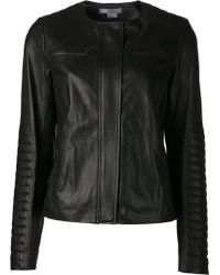 Vince Zip Jacket - Lyst