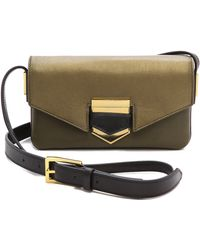 Time's Arrow - Ion Small Shoulder Bag Bronze Multi - Lyst