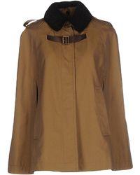Burberry Brit - Cloak - Lyst