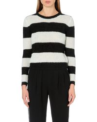 American Vintage Nash Striped Jumper - Lyst