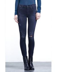 Citizens Of Humanity Rocket High Rise Skinny in Porter - Lyst