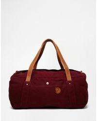 Fjallraven - No.4 Duffle Bag 30l - Lyst