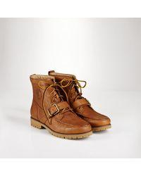 Polo Ralph Lauren Redmon Boot - Lyst