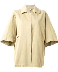 Hache Bell Sleeves Oversized Jacket - Lyst