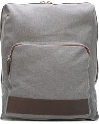 Eleventy - Zipped Pockets Backpack - Lyst