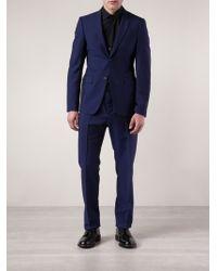 Jil Sander Slim Fit Suit - Lyst