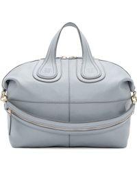 Givenchy Grey Medium Zanzi Nightingale Tote - Lyst