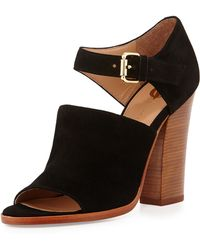Vc Signature Phylida Chunky Ankle-Strap Sandal - Lyst