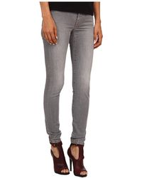 Vivienne Westwood Anglomania Gray Monroe Jeggings - Lyst
