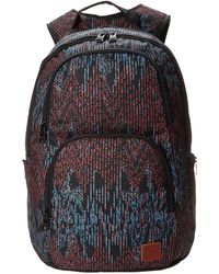 Roxy Huntress Printed Backpack - Lyst