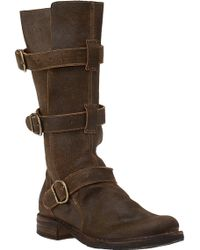 Fiorentini + Baker Eternity 7040 Boot Brown Distressed Suede - Lyst