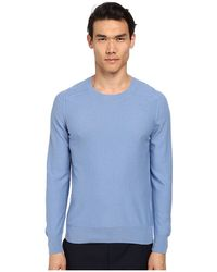 Marc Jacobs Cashmere Silk Crew Neck Sweater - Lyst