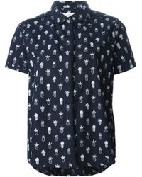 Chinti & Parker Pineapple Print Shirt - Lyst