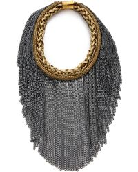 Bex Rox - Maasai Short Chain Necklace - Lyst