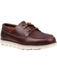Timberland Earthkeepers Harborside 3eye Leather Oxford - Lyst