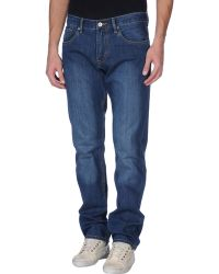 Quiksilver - Denim Trousers - Lyst