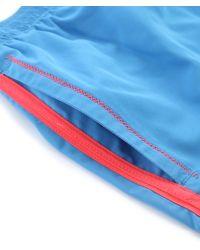 Diesel Reef Turquoise Swim Shorts - Lyst