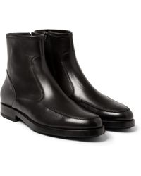 Mr. Hare - Toussaint Leather Boots - Lyst