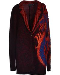 Just Cavalli R Cardigan - Lyst