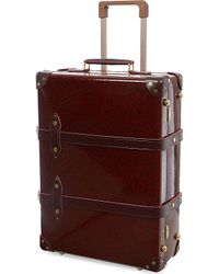 "Globe-trotter Orient 21"" Trolley Suitcase - Lyst"