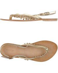 Met - Thong Sandal - Lyst