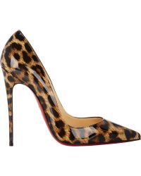 Christian Louboutin So Kate Pumps - Lyst