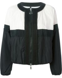 Moncler Colour Block Windbreaker Jacket - Lyst