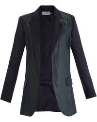 Preen | Fold Coated-Panel Jacket | Lyst