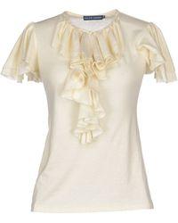 Ralph Lauren T-Shirt - Lyst