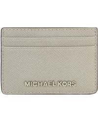 MICHAEL Michael Kors | Jet Set Travel Card Holder | Lyst