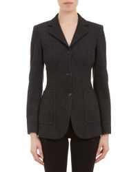 Derek Lam Fitted Riding Jacket - Lyst