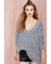 Nasty Gal Lexi Sweater - Lyst