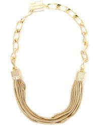 Lanvin 'Matinee' Necklace - Lyst