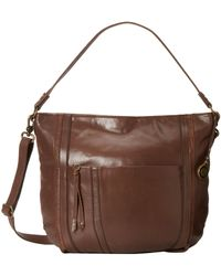 The Sak Brown Loretta Hobo - Lyst