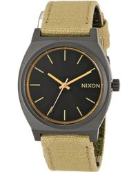 Nixon The Time Teller - The Brass Tacks Collection - Lyst