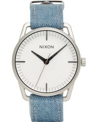 "Nixon ""The Mellor"" Watch - Lyst"
