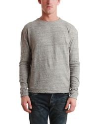 Naked & Famous - Slim Crew - Lyst