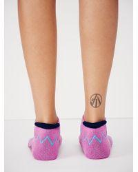 Pointe Studio - Womens Sprinter Sport Sock - Lyst