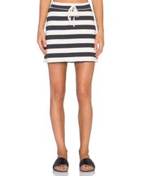Nation Ltd - Kristi Mini Skirt - Lyst