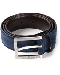 Lagerfeld - Classic Belt - Lyst
