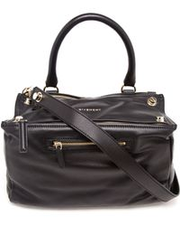 Givenchy Calf Leather Pandora Bag - Lyst