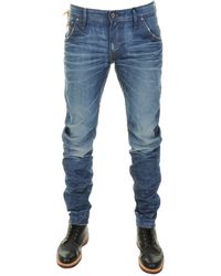 G-star Raw Arc 3d Slim Jeans Medium Aged - Lyst