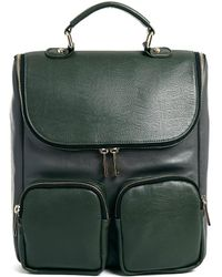 Asos Contrast Boysy Backpack - Lyst