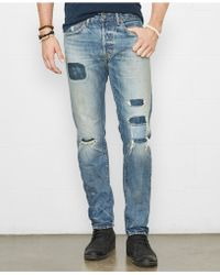 Denim & Supply Ralph Lauren Slim-Fit Cole Jeans - Lyst