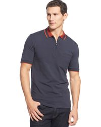 Hugo Boss Boss Green Philix Polo - Lyst